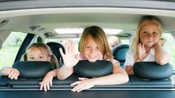 ¿Viajar con niños? 5 consejos para no morir en el intento