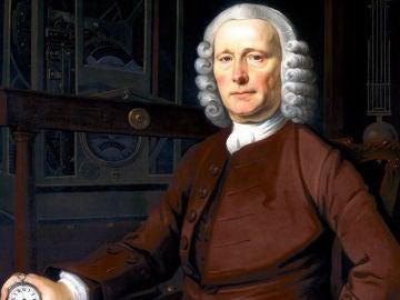 El retrato de John Harrison