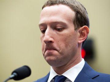 El fundador y presidente ejecutivo de Facebook, Mark Zuckerberg