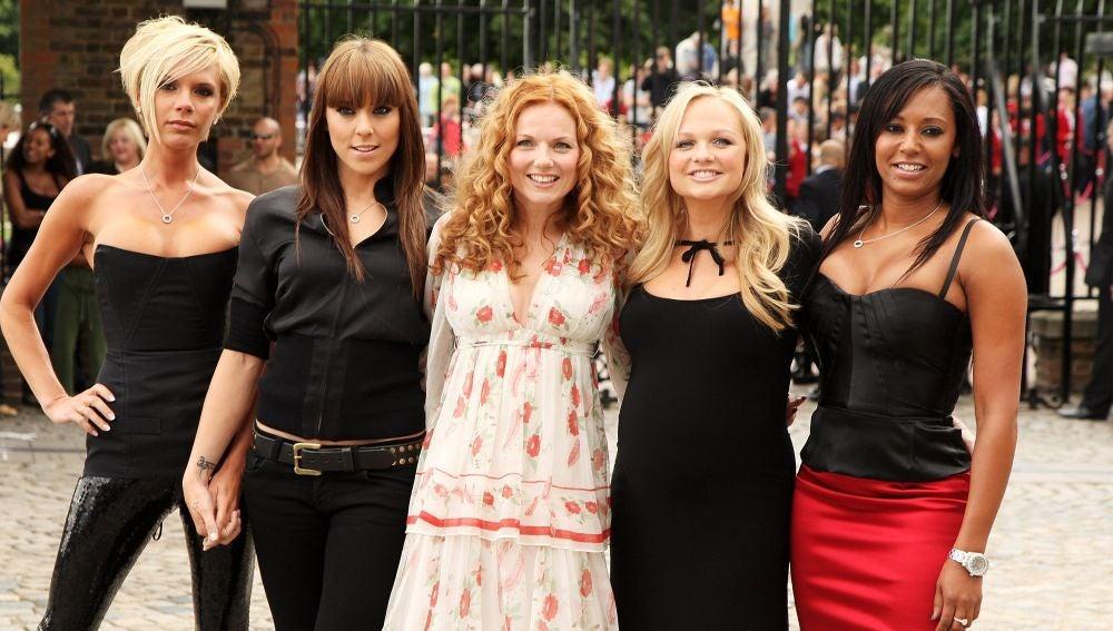 Las Spice Girls anuncian su regreso a los escenarios