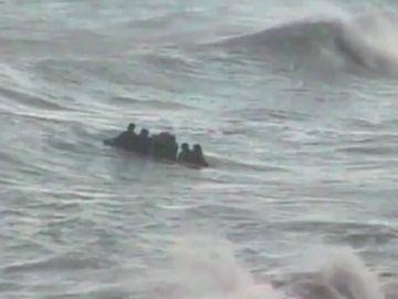 Rescate en Ceuta