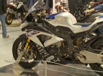 Salón 'Vive la Moto' en Ifema