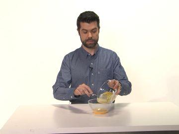¿Una tortilla con un 30% menos de calorías y en 15 minutos? ¡Es posible!