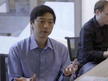 Hoifung Poon, investigador contra el cáncer