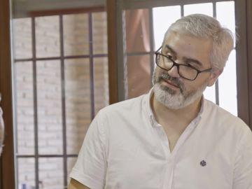 Manuel, portador del Síndrome de Lynch