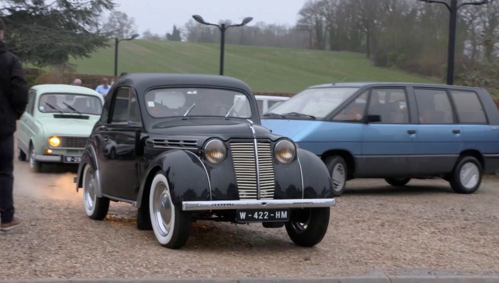 Vivastella, un Renault de 1933