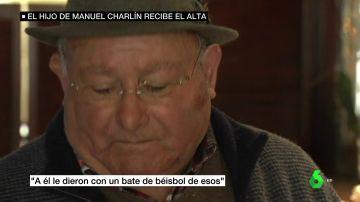 Manuel Charlín habla con laSexta