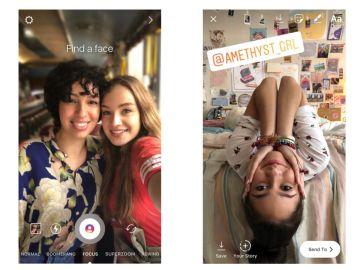 Instagram Focus