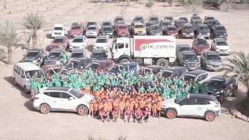 El 'Desierto de los niños' de Hyundai