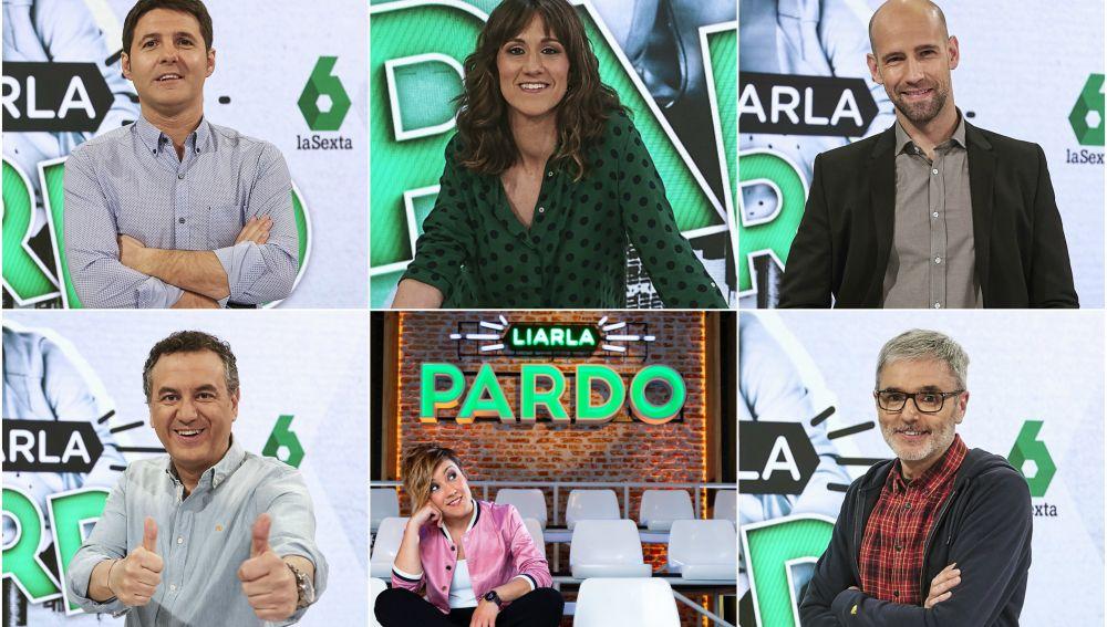 Colaboradores Liarla Pardo