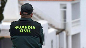 Imagen de archivo un agente de la Guardia Civil