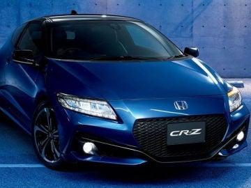 Honda CR-Z, un pequeño compacto de tres puertas, estética coupé y ¡cambio manual