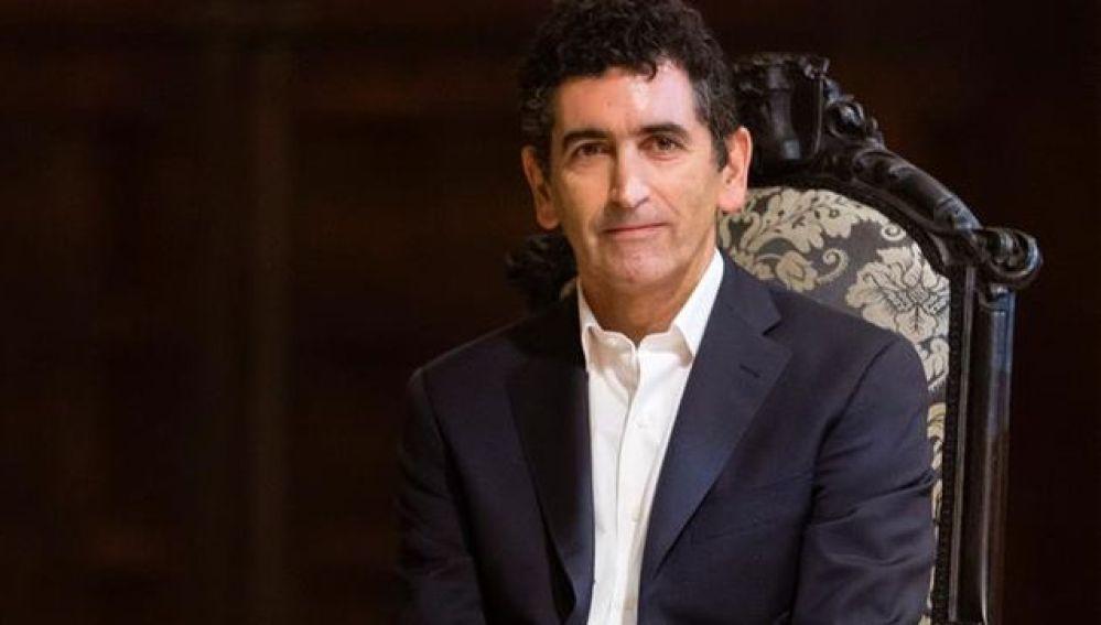 El dramaturgo y director teatral Juan Mayorga