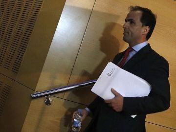 Javier Ramos, rector de la URJC