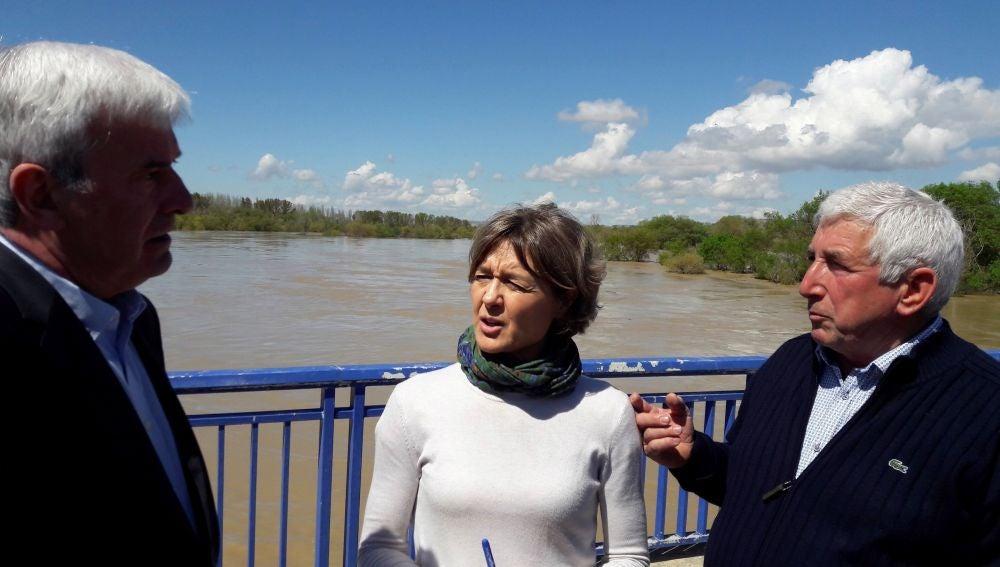 La ministra de Medio Ambiente, Isabel García Tejerina