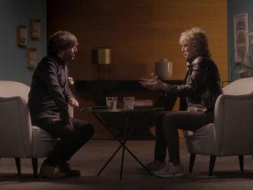 Jordi Évole entrevista a Mercedes Milá