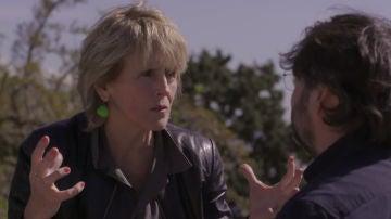 Jordi Évole habla con Mercedes Milá en Salvados