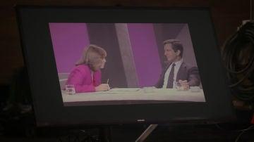 Mercedes Milá entrevista a Adolfo Suárez