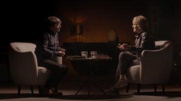 Jordi Évole entrevista a Mercedes Milá en Salvados