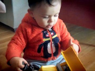 Imagen del pequeño Daniel, asesinado por su madre en Seseña.