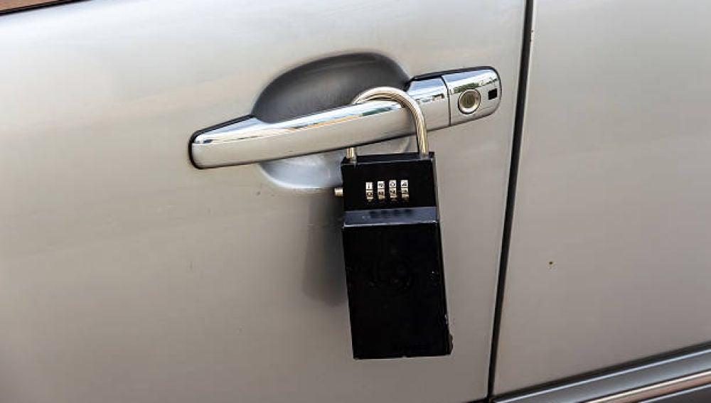 Cerradura de coche