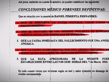 """""""Provocó la muerte de su hijo sirviéndose de una almohada"""": el informe de la fiscalía sobre la muerte del pequeño Daniel en Seseña"""