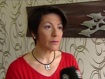 La madre de uno de los guardias civiles agredidos en Alsasua
