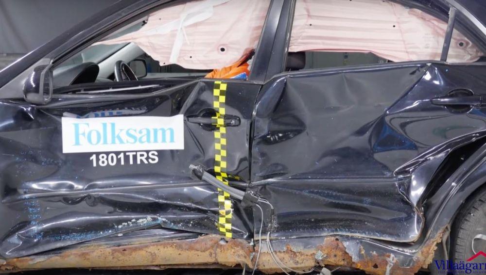 Así afecta el óxido a un coche: peligroso incluso para tu seguridad