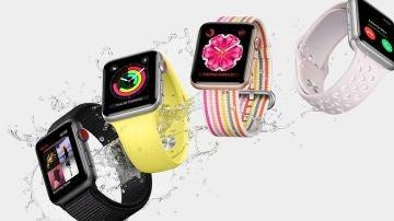 El aspecto del Apple Watch al que estamos acostumbrados podría cambiar dentro de unos meses