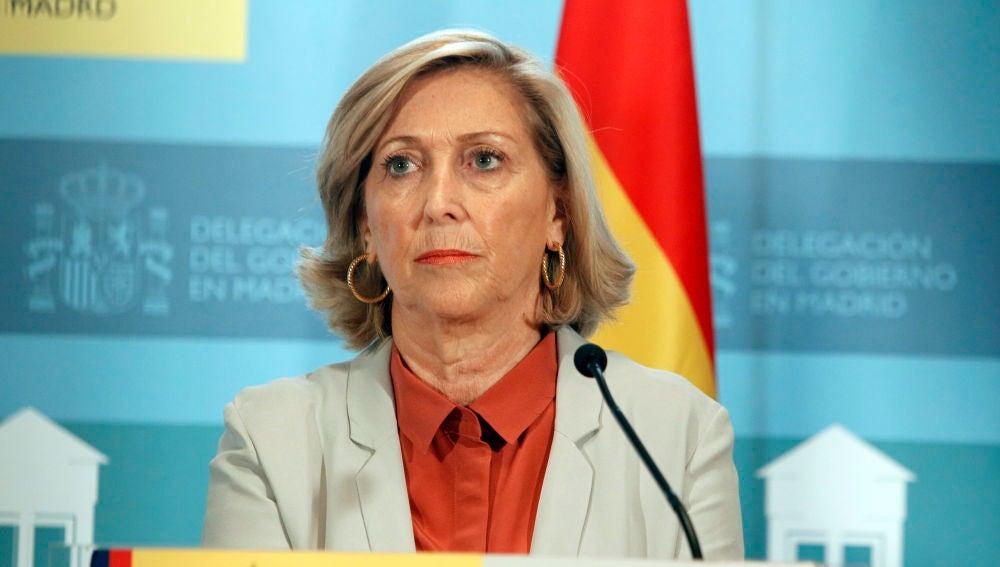 La delegada del Gobierno en Madrid, Concepción Dancausa (Archivo)