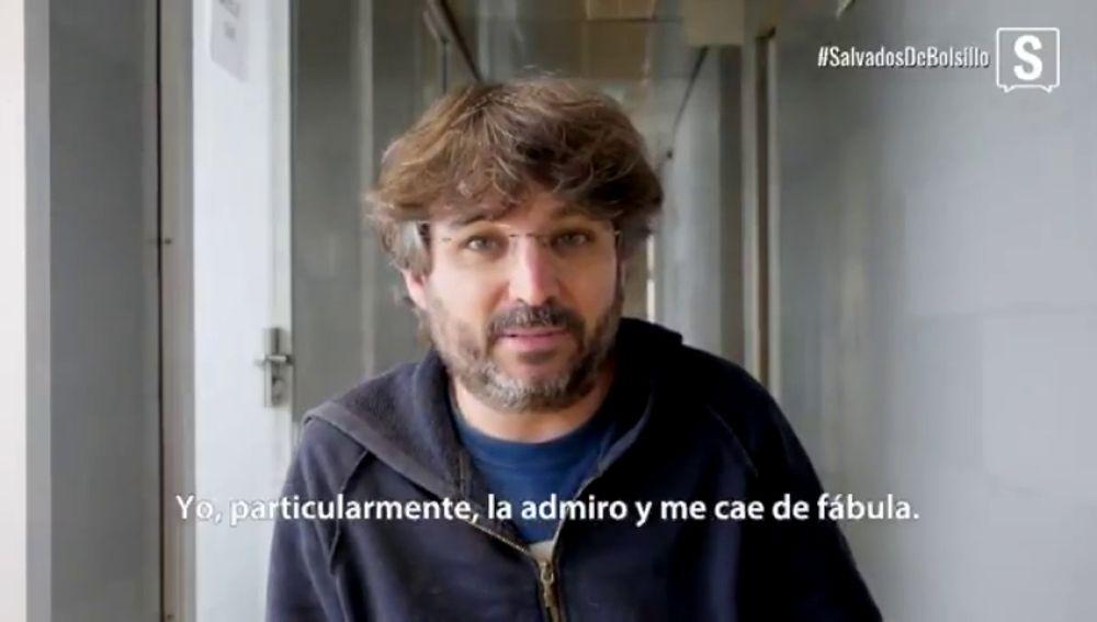 """Jordi Évole, sobre su entrevista a Mercedes Milá: """"Nos permitió descubrir una faceta personal, la depresión que ha sufrido estos dos años"""""""