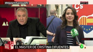 Inés Arrimadas, portavoz Ejecutiva Nacional de Ciudadanos