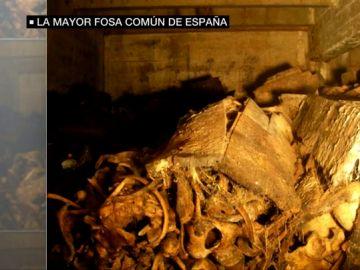 El Valle de los Caídos, la mayor fosa común de España