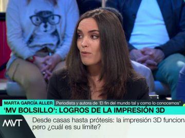 Marta García Aller, periodista
