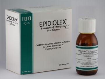 Epidiolex de GW Pharmaceuticals