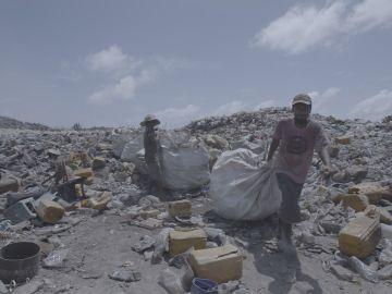 El 'sexto continente' del plástico, en 'Enviado especial'