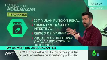 Luis Alberto Zamora, nutricionista