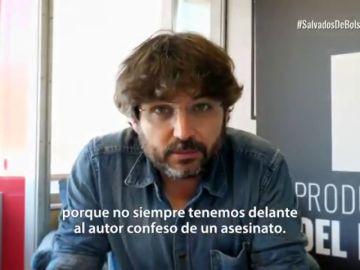 """Jordi Évole, sobre su entrevista a López-Ocaña: """"La conversación ayudaba a entender lo que fueron esos años de guerra sucia del Estado contra ETA"""""""