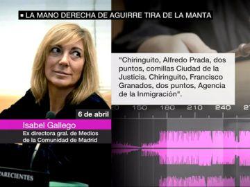 """Los """"chiringuitos"""" del Gobierno de Aguirre: su mano derecha tira de la manta y apunta a Granados o Figar"""