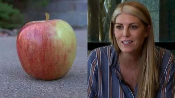 Mujer multada por no declarar una manzana en la aduana de EEUU
