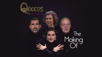 Making of de 'Queens, El Musical' de El Intermedio