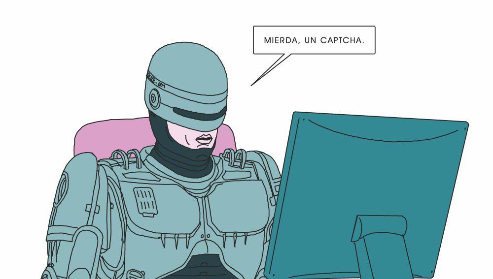 Ilustración de 'Agonía Infinita' de David Suárez
