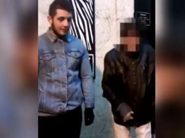 El joven detenido por agredir a un hombre en Ourense