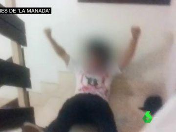 Nuevas imágenes de La Manada