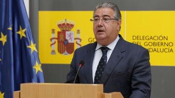 El ministro del Interior, Juan Ignacio Zoido (Archivo)