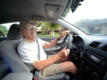 Conductores mayores de 65 años.