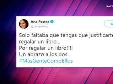 Las reacciones de los periodistas ante la polémica del regalo de Alfred y Amaia por Sant Jordi