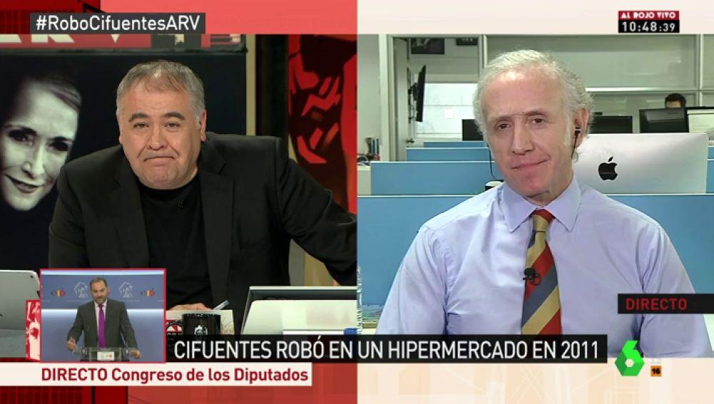 El director de 'OKdiario', Eduardo Inda