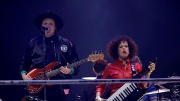 Arcade Fire en Madrid