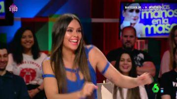 La nueva versión del hit 'No me voy...' de Cristina Cifuentes de El Intermedio